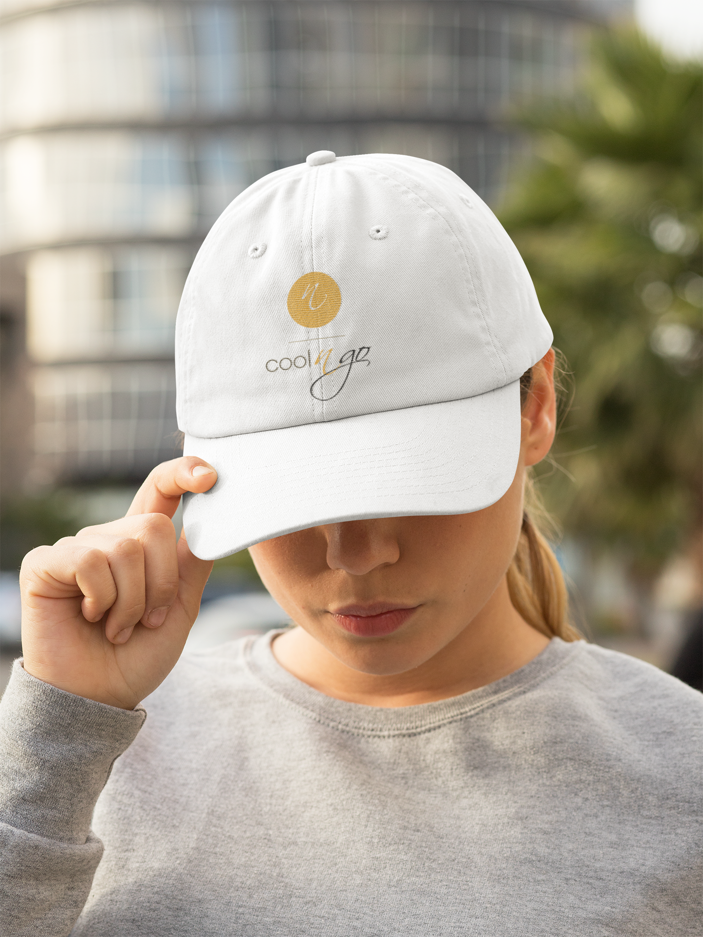 dad-hat-mockup-of-a-woman-in-an-athleisure-style-32457